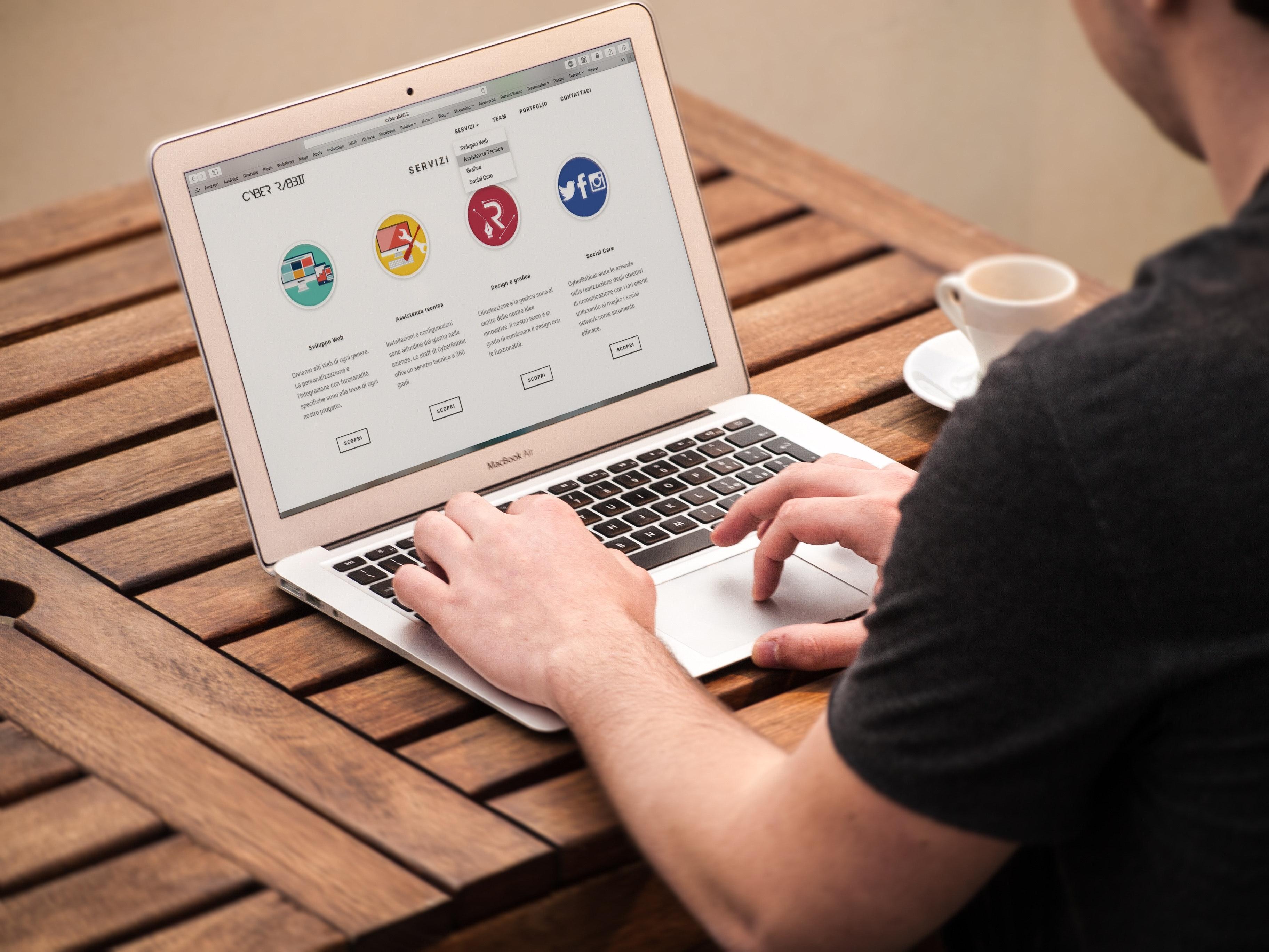 Como Ayuda Un Sitio Web A Mi Empresa?